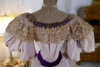 18 antique Altman ball gown 1894