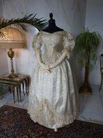 7 antique wedding ensemble 1835