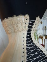 21 antique corset 1904