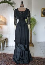 31 antikes Abendkleid 1909
