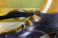 8 antique edwardian shoes 1901