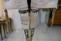 4 antique Corset Fibrogene 1912