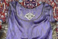 36 antique BABANI evening dress 1925