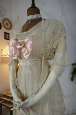5a antique dress Havet Agnes 1912