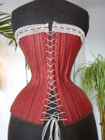 20 antique corset 1880