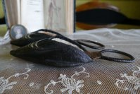 10 antique rococo overshoes 1792