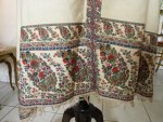 19 antique Paisley shawl 1815