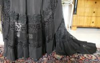 13 antique Drecoll dress 1906