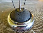 7 antique hat pin stand 1905