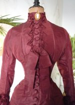10 antique wedding gown 1878