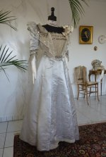 4 antique ball gown