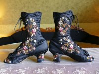 5 antique opera boots 1878
