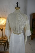 31 antique jackes doucet blouse 1910