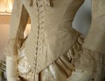 12 antique wedding gown 1877