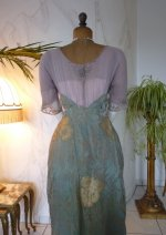 33 antique ball gown 1912