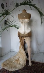 antique corset, corset 1890, corset 1880, corset 1895, corset ancien, antieke corset, victorian corset, antique dress, antique gown, корсет 1890, corset antiguo, corsetto antico, antik fűző, antique bridal corset, antique wedding corset, Corset Au bon Marche, Parisian Corset, Corset from Paris