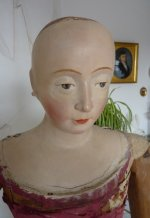 9 antique mannequin 1800