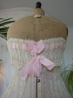 6 antique corset 1908