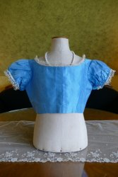 antique bodice 1850