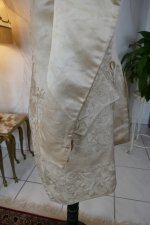 18 antique rococo wedding coat 1740