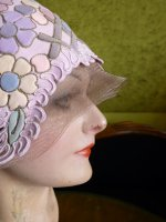 12 antique cloche 1920