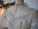34 antique ball gown 1903