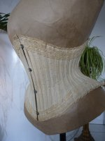 21 antique waist corset 1890