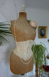 antique underbust corset 1900