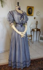 39 antique gown