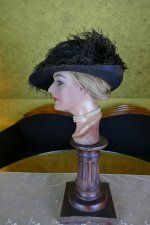 6 antique hat 1913