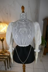 antique blouse 1901
