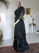 20 antique evening gown 1909