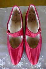 14 antique evening shoes 1880