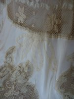 36 antique reception gown 1901