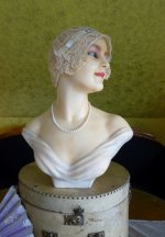 17 antique wax mannequin 1920