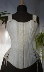 4 antique ferris corset 1890