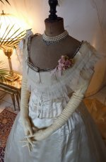 8 antique ballgown