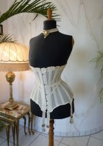 5a antique summer corset 1890