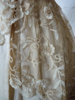11 antique wedding gown