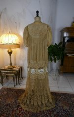 25 antique Drecoll Negligee 1912