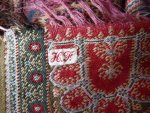 13 antique Paisley shawl 1860