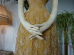 8 antikes Abendkleid 1910