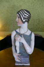 11 antique mannequin 1920