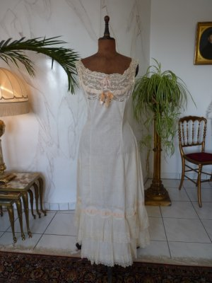 antique princess petticoat 1908