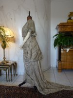 25 antique Maurice Mayer gown 1913
