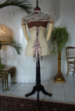 17 antique corset 1900
