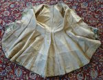 103 antique silk jacket 1750