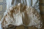 104 antique wedding gown