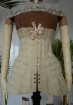4 antique corset 1900
