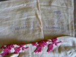 24 antique Balbriggan stockings